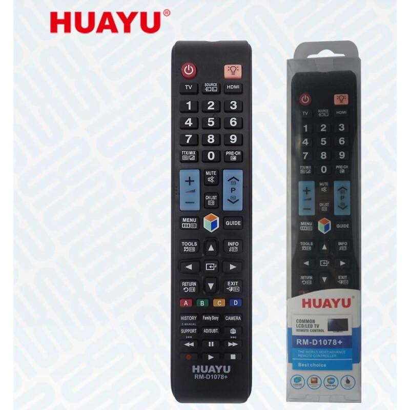 RM-D1078+ Samsung LCD/LED/Smart TV Τηλεχειριστήριο HUAYU