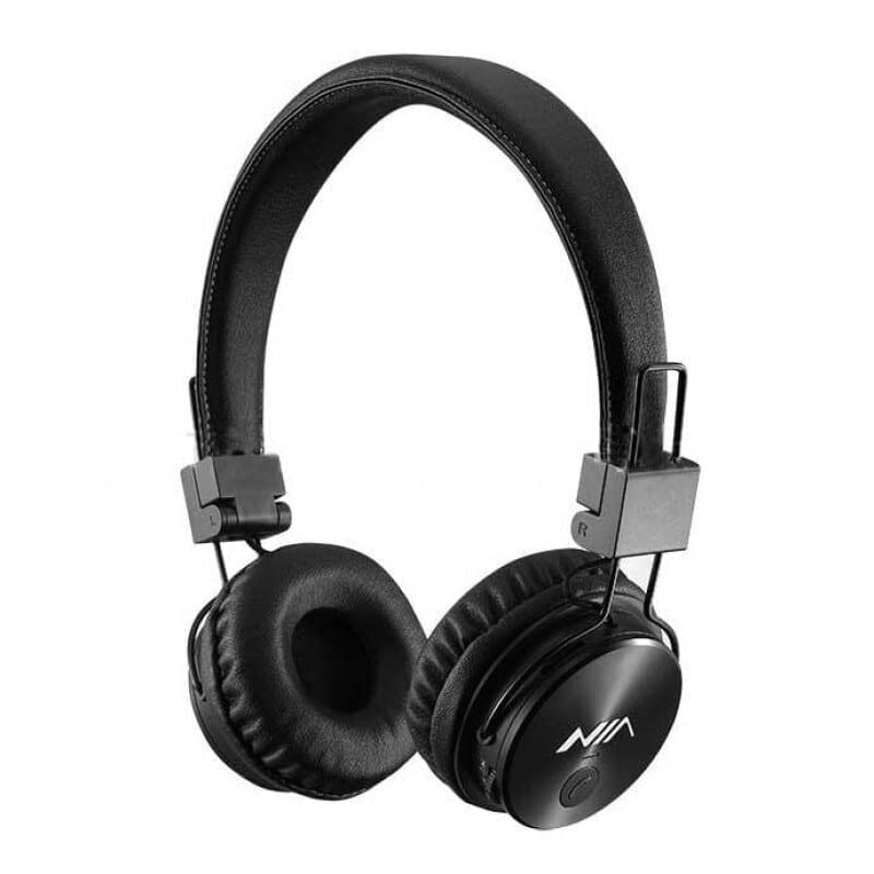NIA-X3 Bluetooth Headset 4 in 1 - Μαύρο