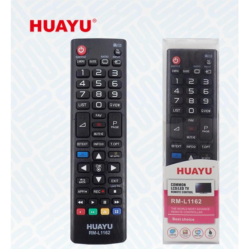 HUAYU RM-L1162 LG LCD/LED TV Τηλεχειριστήριο