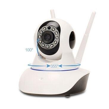 Ρομποτική WiFi IP Κάμερα FullHD 1080P Day/Night Yoosee YYZ100SS-XF