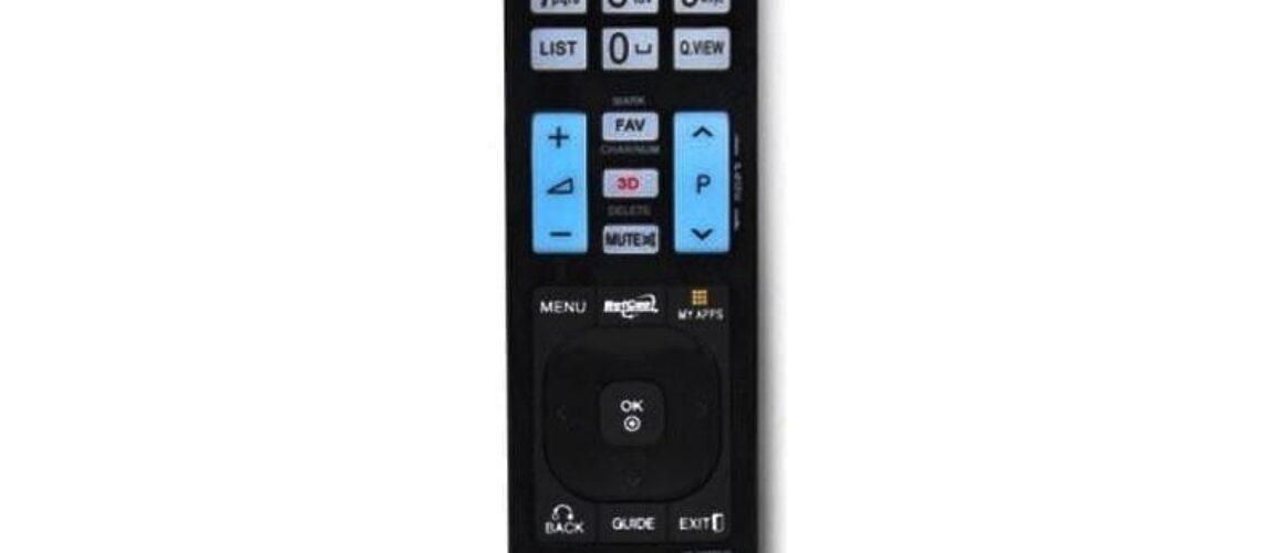 HUAYU RM-L999+1 LG Smart TV Τηλεχειριστήριο