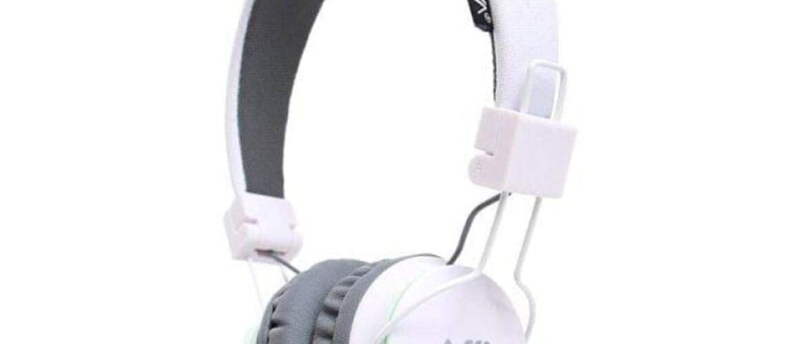 NIA-X3 Bluetooth Headset 4 in 1 - Λευκό