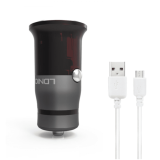 Lonio C304Q Qualcomm Quick Charge 3.0 USB Car Charger