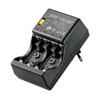 SOSHINE 54516 Battery Charger for NiCD & NiMh