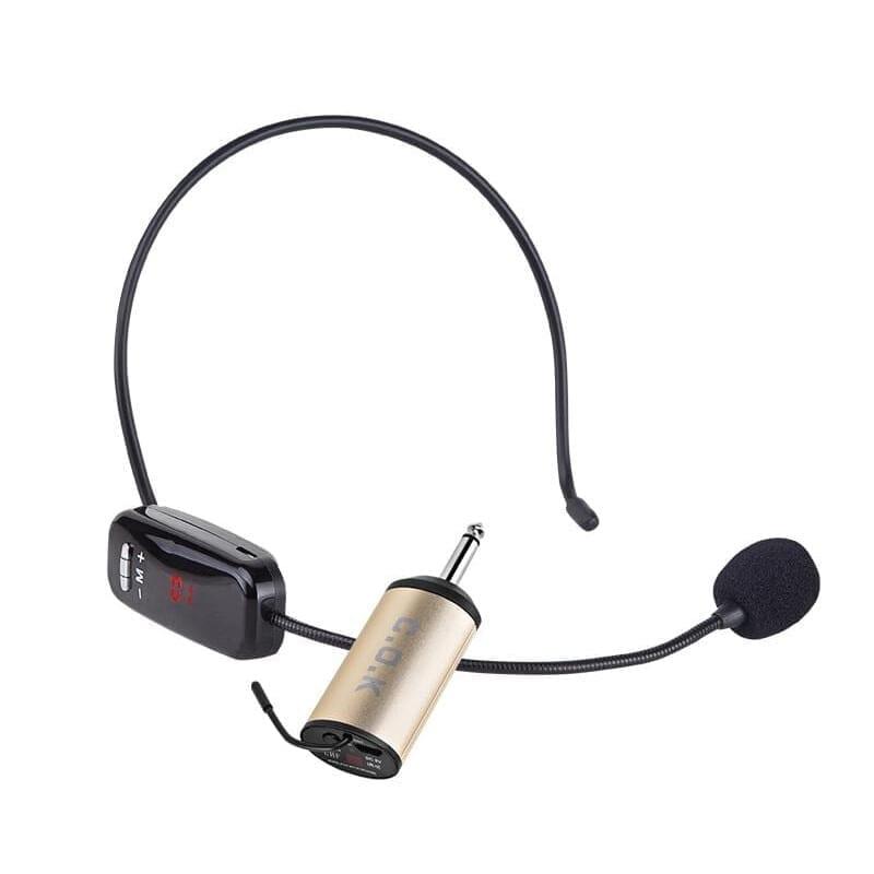 W513F Ασύρματο Μικρόφωνο Κεφαλής