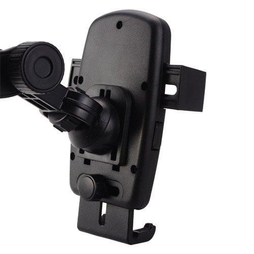HX-M-X1 Βάση Στήριξης Κινητών Αυτοκινήτου Μαύρο