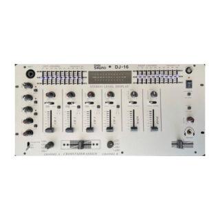 DJ-16  Μίκτης ηχου  4 Καναλιών