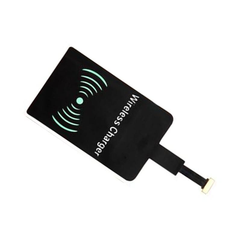 Αντάπτορας Ασύρματης Φόρτισης QI Micro USB Για Android