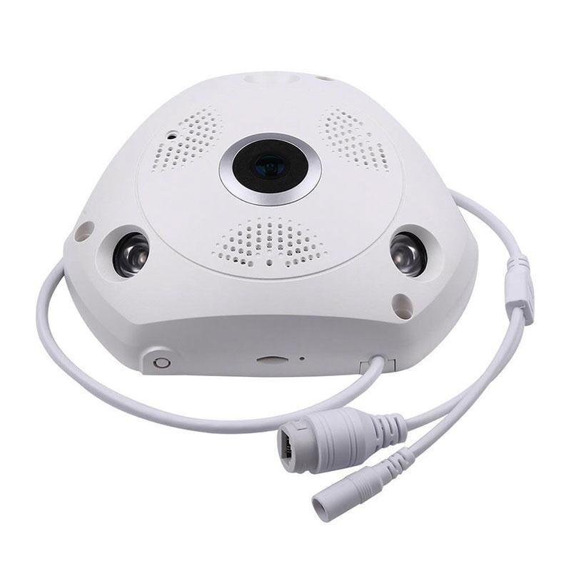 360° VR Πανοραμική WiFi IP Κάμερα HD 960P Day/Night EC-P01