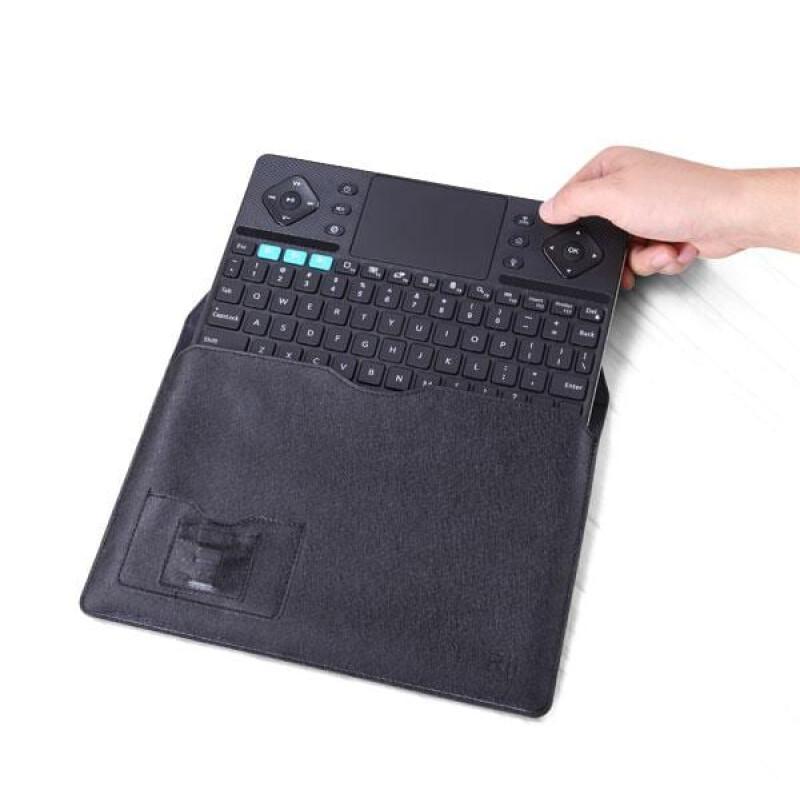 Rii K16 2.4Ghz Bluetooth Ασύρματο Πληκτρολόγιο με Touchpad