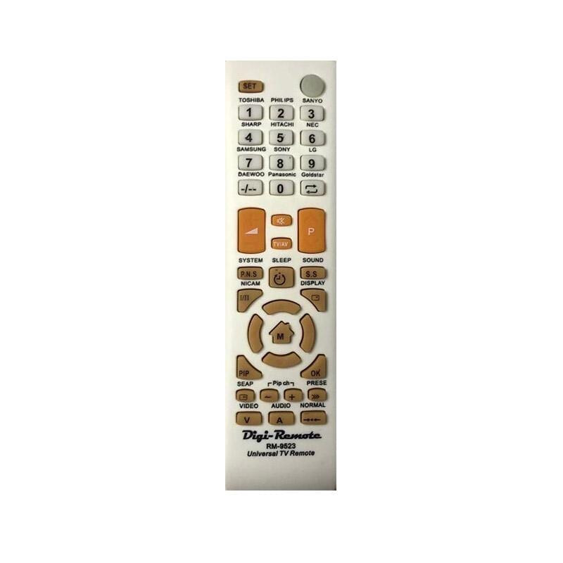 OEM Universal TV  REMOTE CONTROL RM-9523