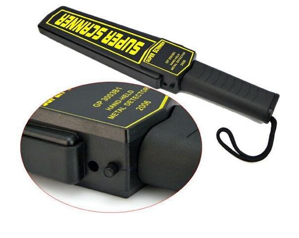 GP3003B1 Φορητός Ανιχνευτής Μετάλλων Ασφαλείας Χειρός