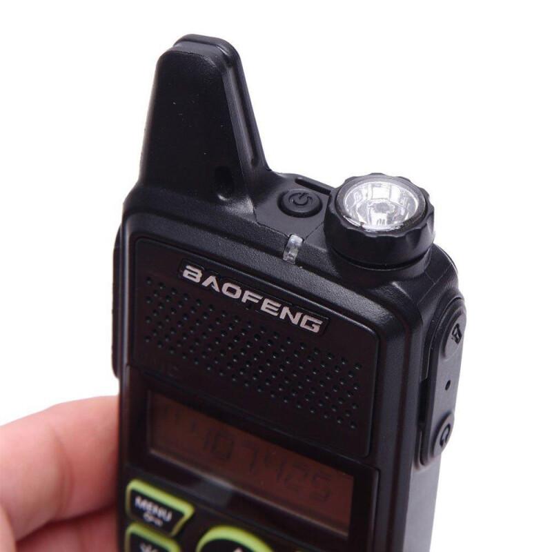 Baofeng BF-T1 Ασύρματος πομποδέκτης Uhf 1.5 Watt