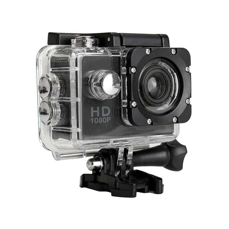 Action Sports Camera 12MP 1080P Full HD WaterProof