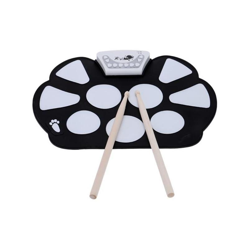 W758 Ηλεκτρονικό Φορητό Drum Kit