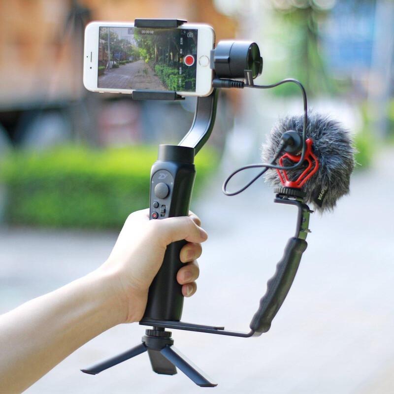 Boya BY-MM1 Universal Compact Shotgun Cardioid Microphone