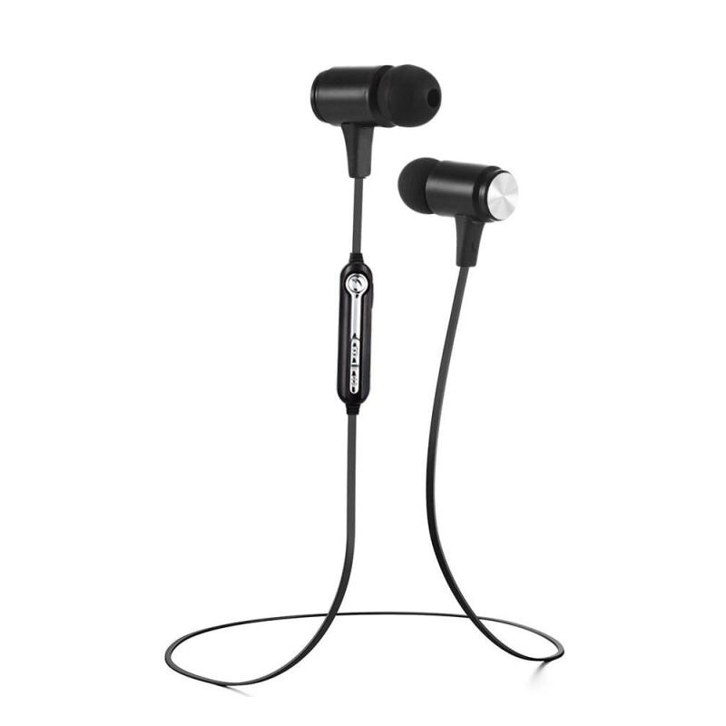 Mate 9 Fineblue Ασύρματα Bluetooth Ακουστικά Μαύρο