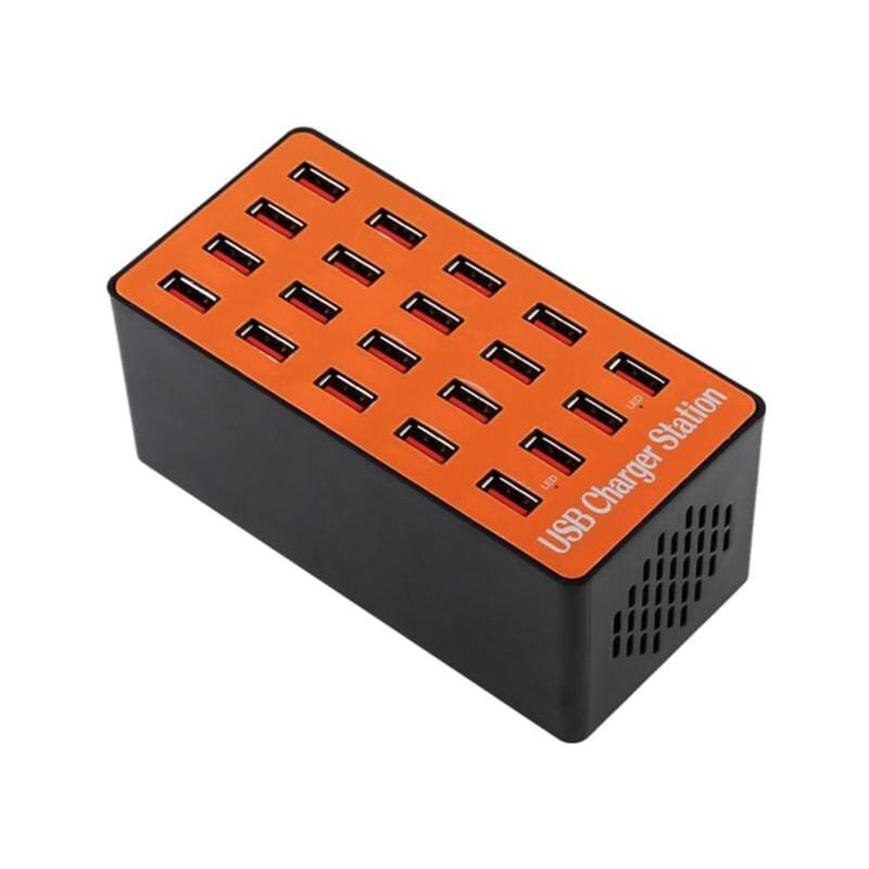 WLX-A5 Σταθμός Φόρτισης USB 20 Θέσεων