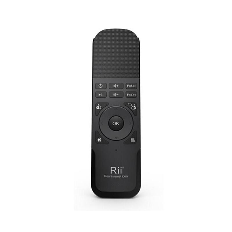Rii i7 2.4Ghz Ασύρματο Smart Χειριστήριο Gyro Mouse