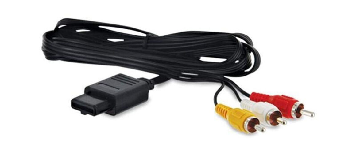Καλώδιο AV για Gamecube cable /N64 / SNES