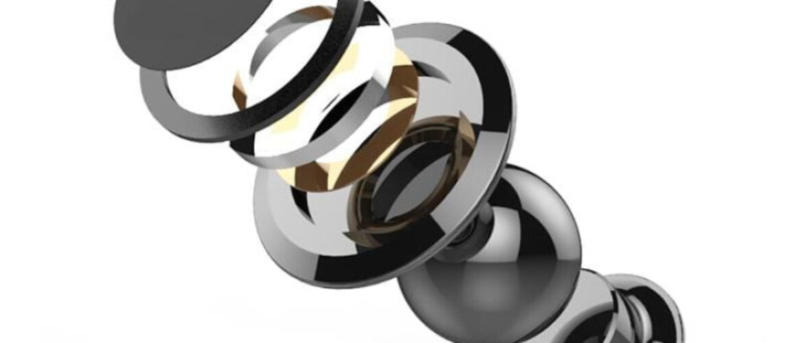 L360 Μαγνητική Βάση Στήριξης Κινητού με Περιστροφή