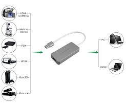 EZCAP265 USB 3.0 HDMI Grabber FullHD 1080P Live Streaming
