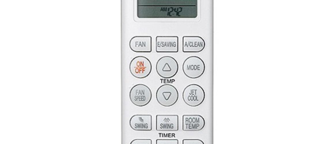 OEM Τηλεχειριστήριο A/C για LG  AKB73595902