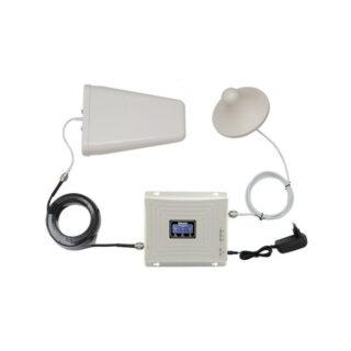 TriBand GSM 3G Αναμεταδότης Ενισχυτής Σήματος Κινητών Τηλεφώνων 900Mhz/1800Mhz/2100Mhz