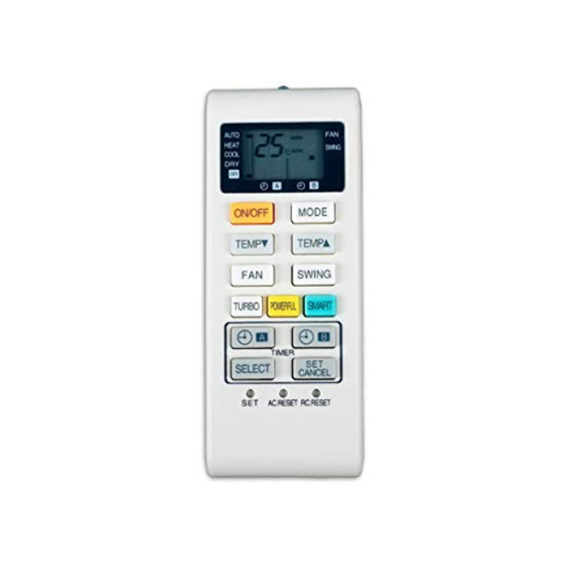 OEM Τηλεχειριστήριο A/C για Panasonic A75C4004