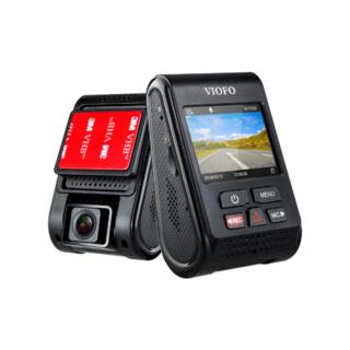"""VIOFO Upgrated A119 V2 2.0"""" LCD Capacitor Novatek 96660 HD 2K 1440P"""
