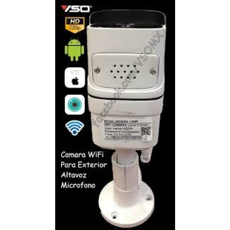 WF60HA WiFi/Ethernet IP Κάμερα Εξωτερικού Χώρου HD 1080P Day/Night