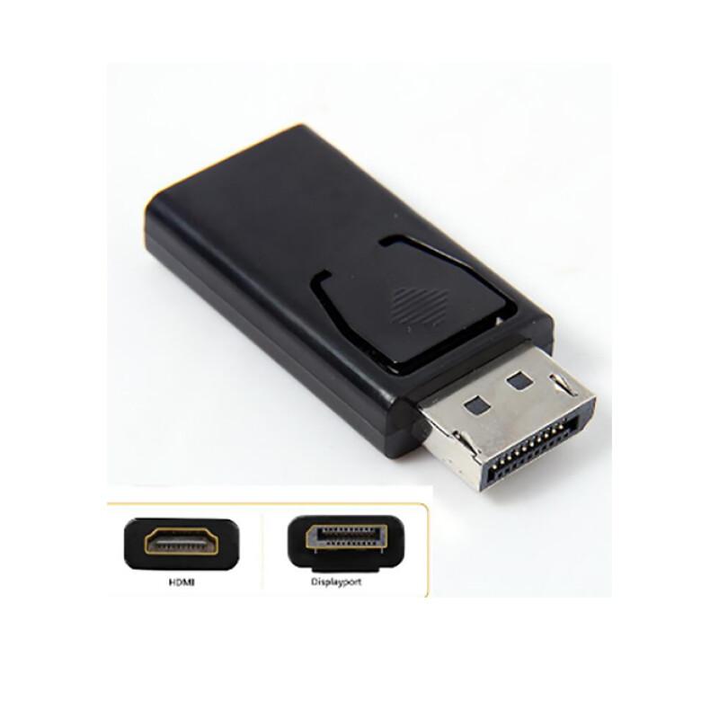 Display Port to HDMI Μετατροπέας Εικόνας (Male - Female) 1080P