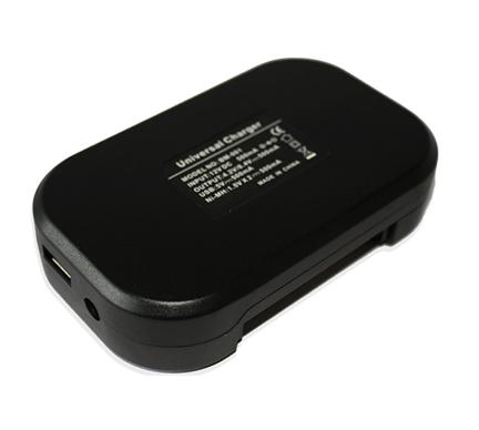 Universal Camera Battery Charger Φορτιστής Μπαταριών Κάμερας