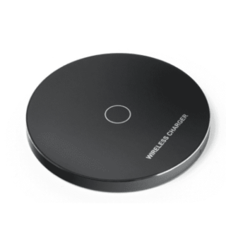Fantasy Qi Wireless Fast Charger Limitless Charging Pad μαύρο.