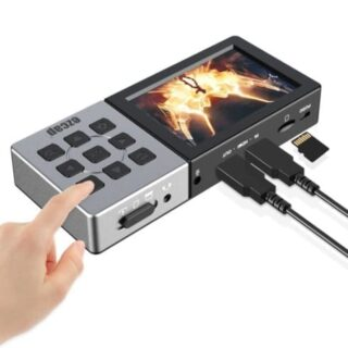 EZCAP273 portable hdmi 1080p 60fps video  recorder