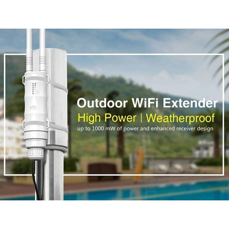 WAVLINK WN570HN2 High Power 802.11n 3 in 1 Wireless 300 Mbps repeater