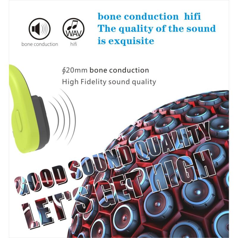 Y8 Αδιαβροχα ακουστικα BT, MP3, 32GB