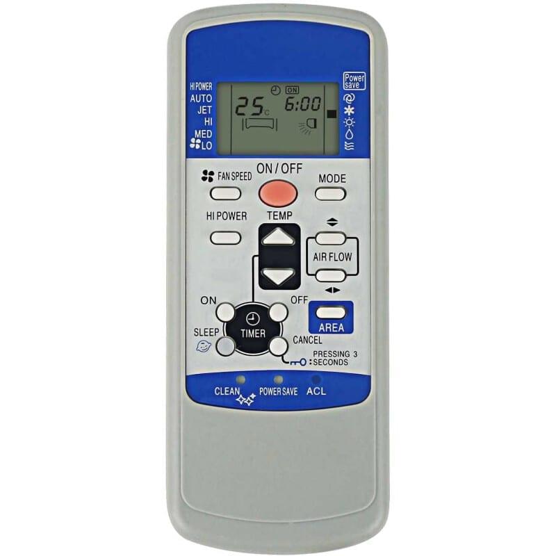 OEM Τηλεχειριστήριο A/C για Mitsubishi RLA502A001C  RLA502A001D