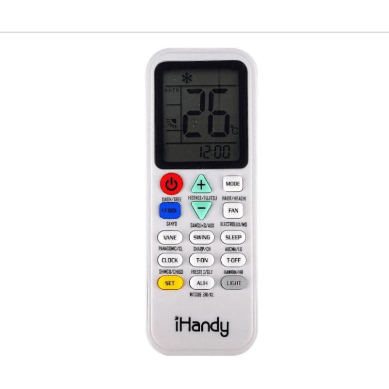 Τηλεχειριστήριο iHandy Universal A/C Remote CRC1701