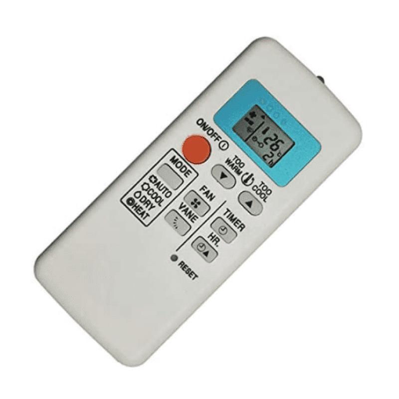 OEM Τηλεχειριστήριο A/C για Mitsubishi QP06AS