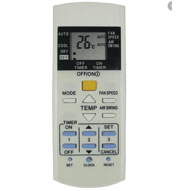 OEM Τηλεχειριστήριο A/C για Panasonic  A75C3623