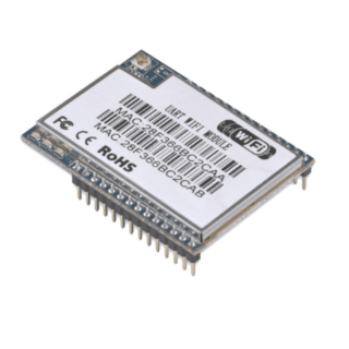 HLK-RM04  Cableworks Serial Ethernet  RS232 RS485 WIFI MODULE