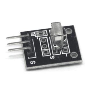 HX1838 Infrared receiving Module, Black PCB