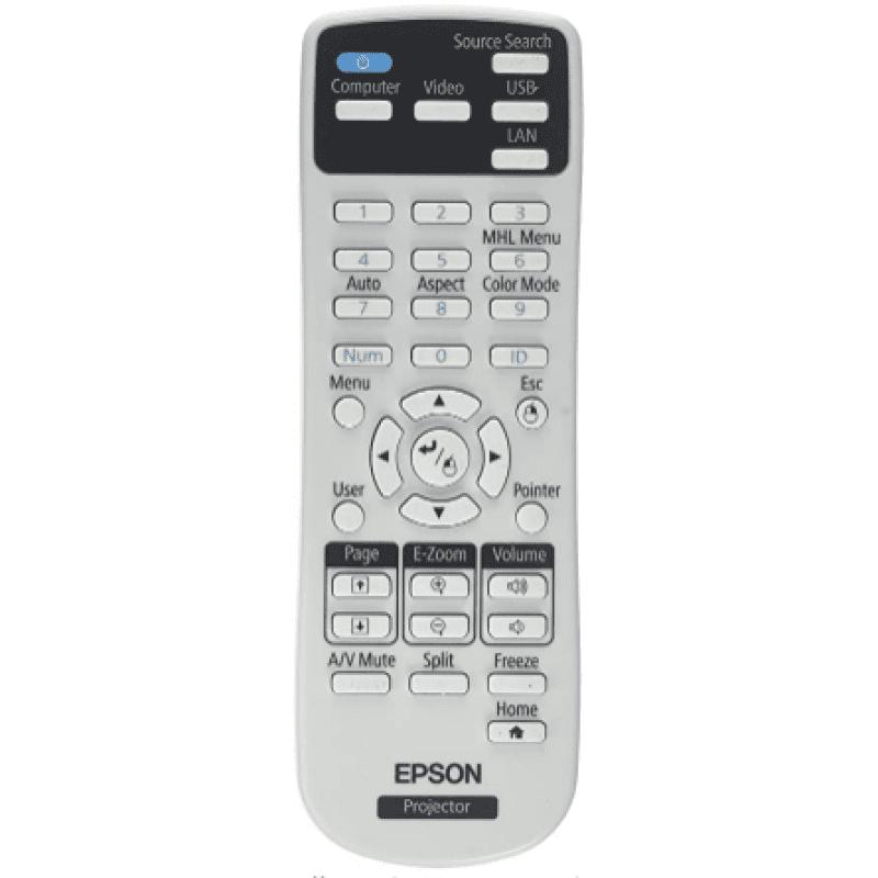 OEM Τηλεχειριστηριο για EPSON projector 1599176 2181788