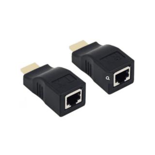 HDMI Extender 4K*2K μέσω UTP CAT5/CAT6 30m - Ζεύγος