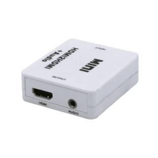 HDMI to HDMI+AUDIO Μετατροπέας  Hχου 1080P
