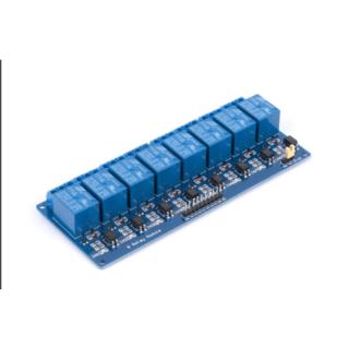 5V 8-Channel Relay Module Board For Arduino
