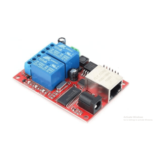 2-Channel Relay Board LAN Ethernet Controller