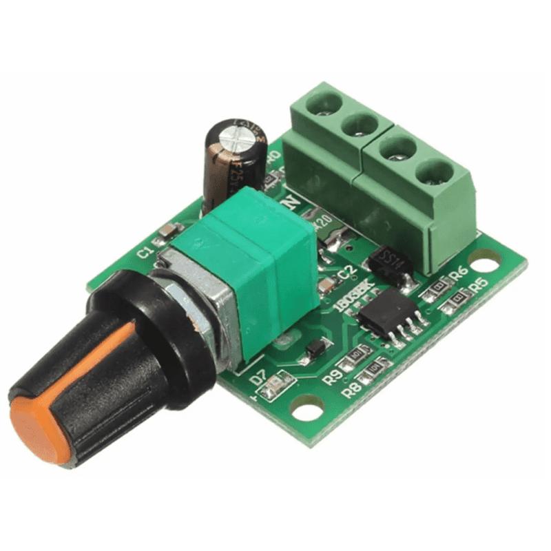 1803BK motor speed controller PWM 2A 30W DC