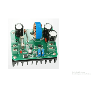 BST 600W DC/DC Boost Converter 10-60V to 12-80V Step-up